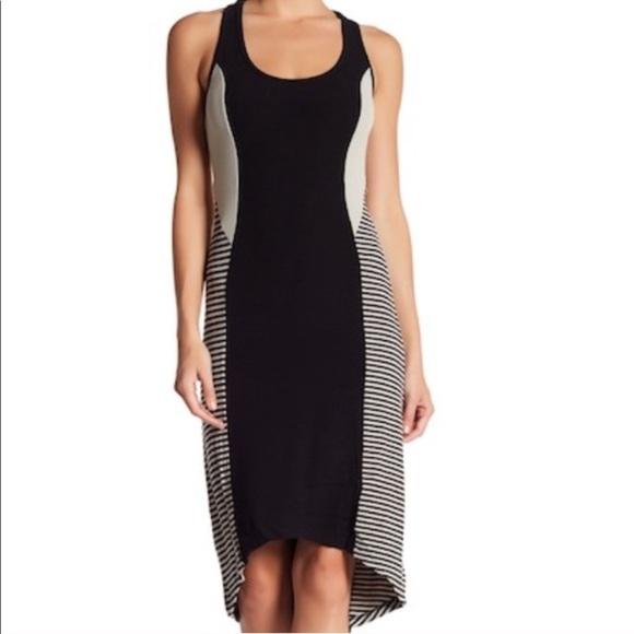 Tart Dresses & Skirts - NWOT black tart Bailey racer back dress size small